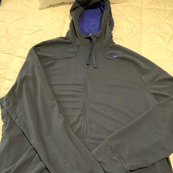 performance Jacket hoodie Nike size xxl Track QxshrtodCB